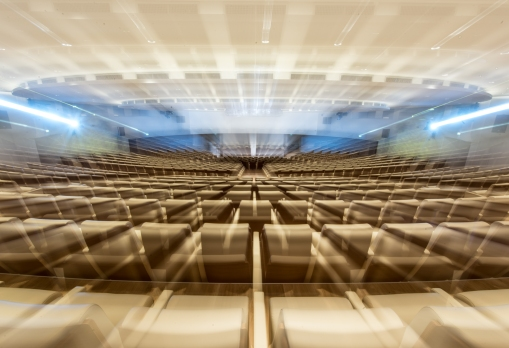 Auditorium della Tecnica Confindustria